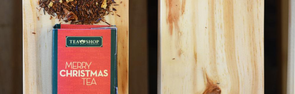 Os sabores do Natal na sua xícara de chá