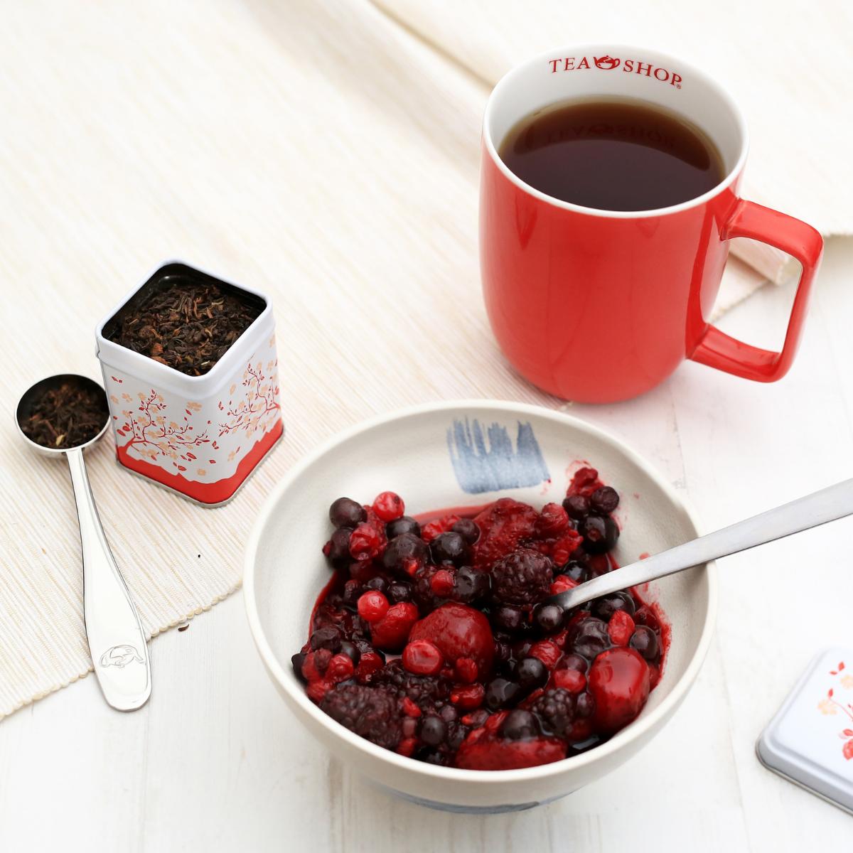 Imagem - 5 benefícios do chá vermelho