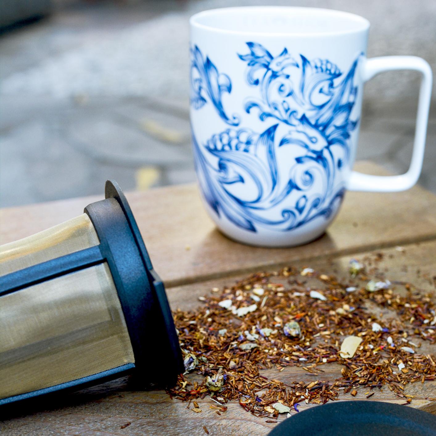 Imagem - Infusores: os tipos, estilos e métodos de uso de um dos protagonistas da hora do chá