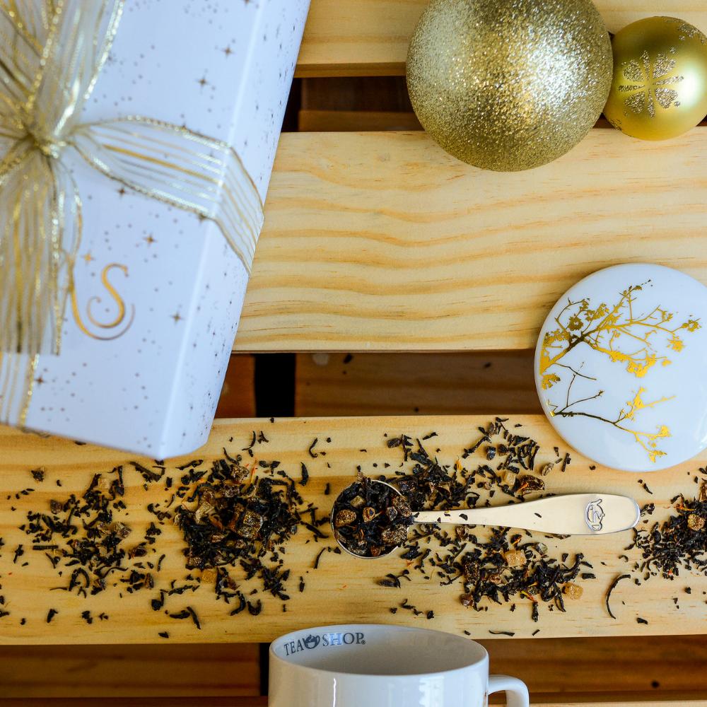 Imagem - Já é Natal na Tea Shop