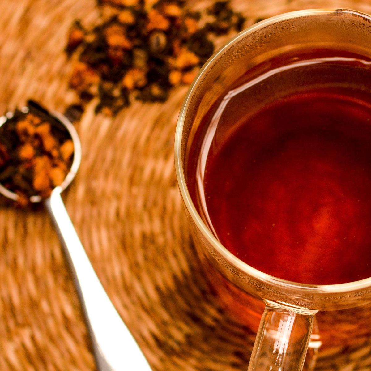 Imagem - Participe do Workshop Chá Vermelho!