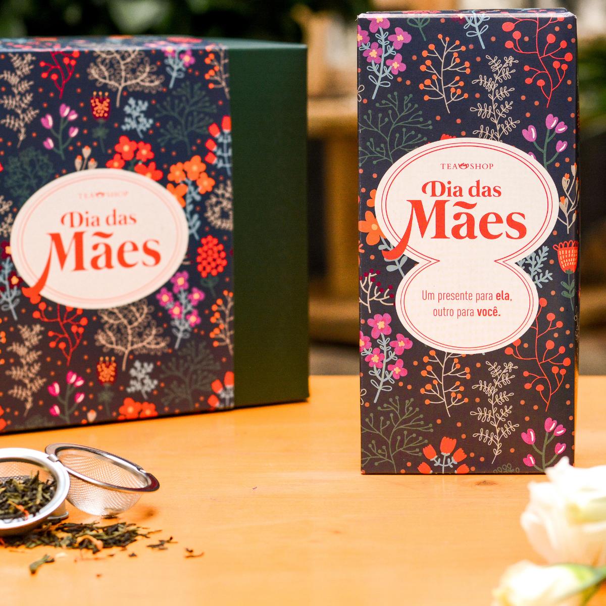 Imagem - Mais chá no Dia das Mães