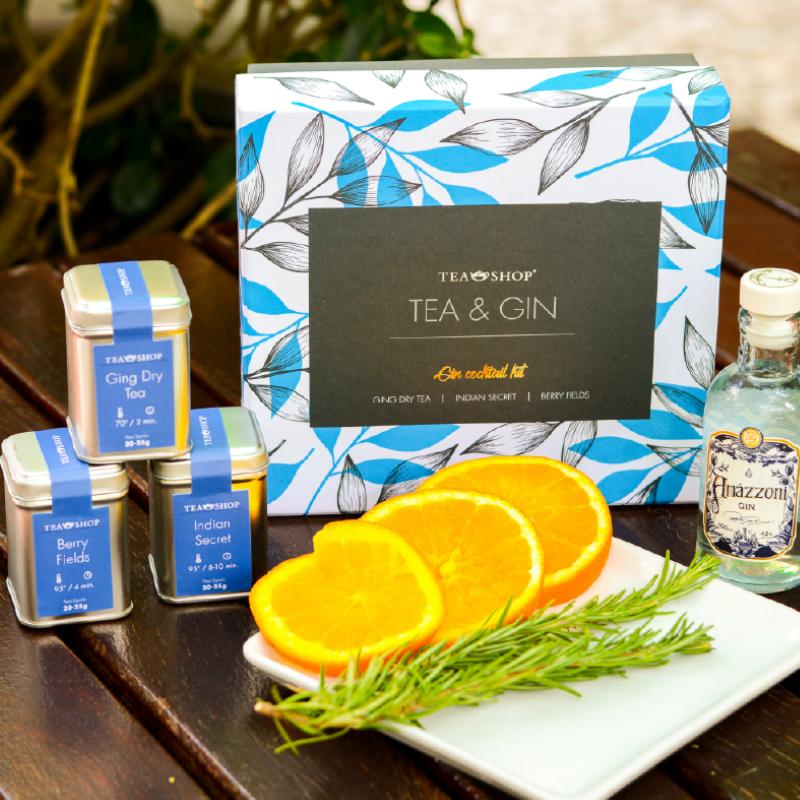 Imagem - Gin e chá: um match perfeito