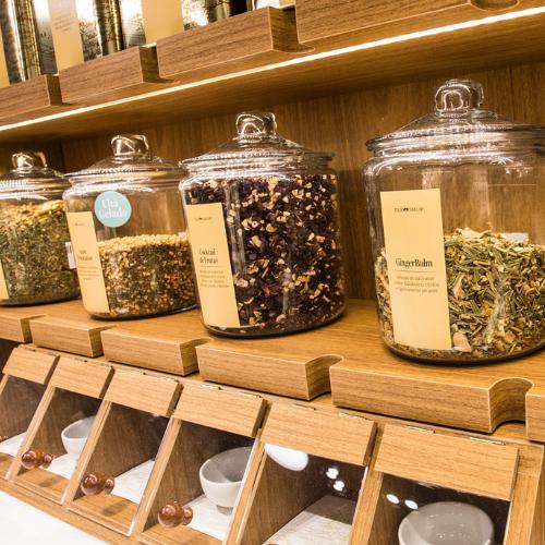 Imagem - Uma loja de chá é uma loja de chá