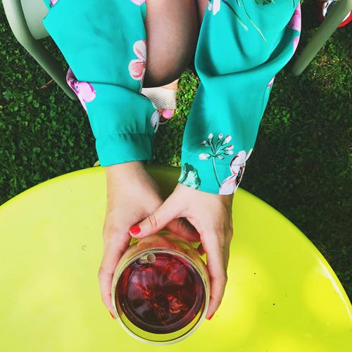 Imagem - Chá gelado: quando, como, onde?