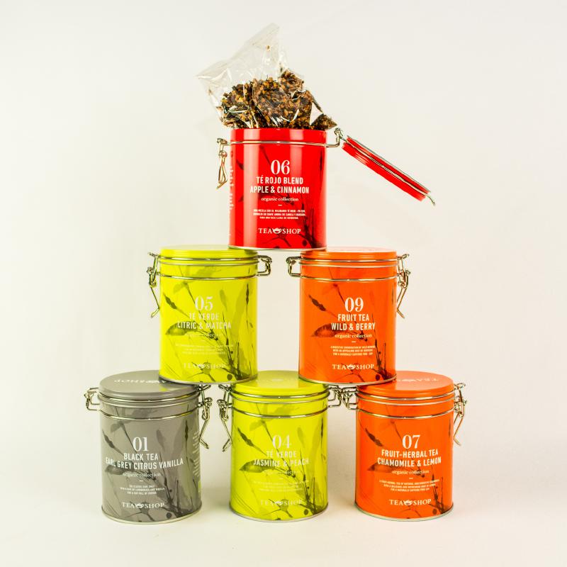 Imagem - Tea Shop lança coleção de chás orgânicos e comemora destaque na imprensa especializada
