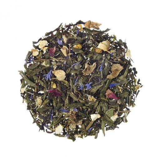 Blend de Chá Verde e Chá Preto Noites de Verão - Tea Shop