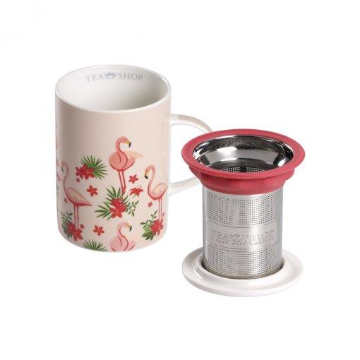 Caneca de Porcelana Mug Classic Flamingo