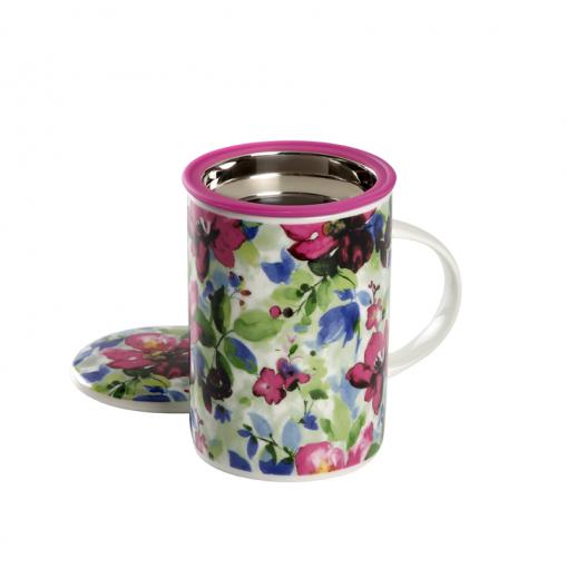 Caneca de porcelana Mug Classic Floral