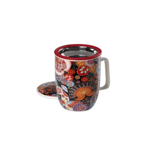 Caneca de Porcelana Mug Harmony Ethnic