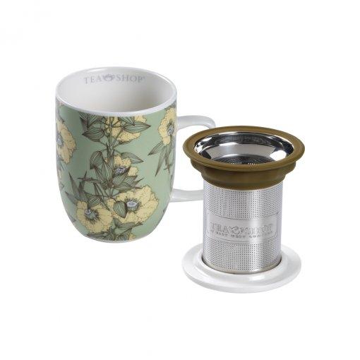 Caneca de Porcelana Mug Harmony Japan Spring