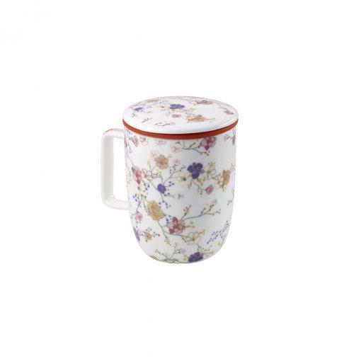 Caneca de Porcelana Mug Harmony Miracle Beauty - Tea Shop