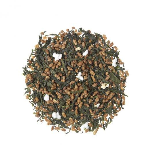 Chá Verde Japan Genmaicha - Tea Shop