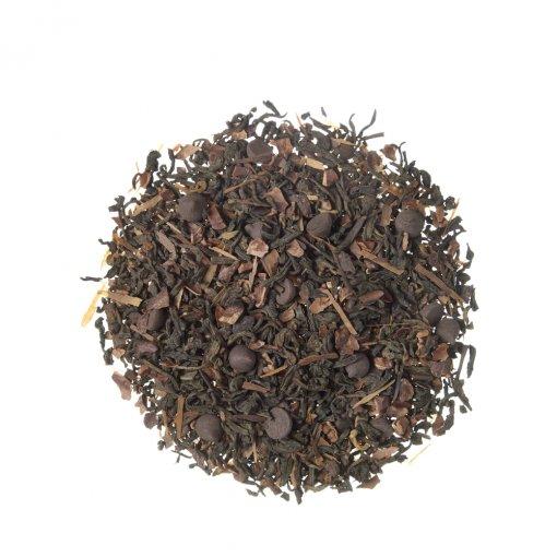 Chá Vermelho Pu Erh ChocoNoir - Tea Shop