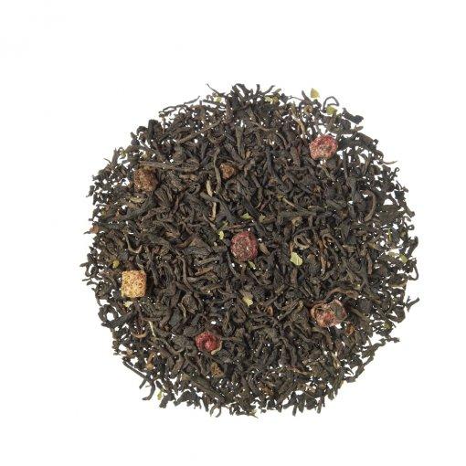Chá Vermelho Pu Erh Frutas do Bosque - Tea Shop