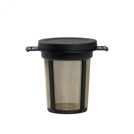 Filtro Preto com Tampa - Tea Shop
