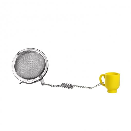 Infusor Green Teapot & Cup (Mug) - Tea Shop