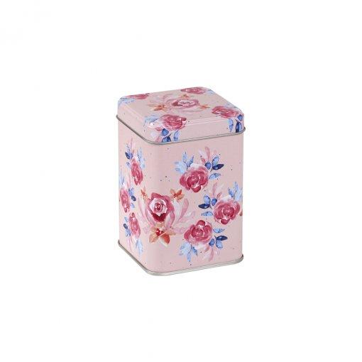 LATA para armazenamento de chá ROSE GARDEN 100G - Tea Shop