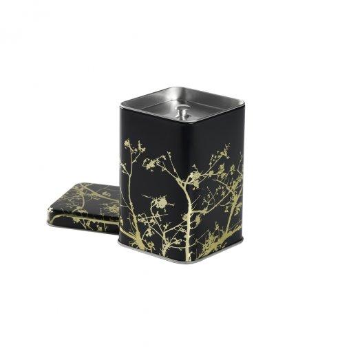 Lata para armazenar chás Golden Tree