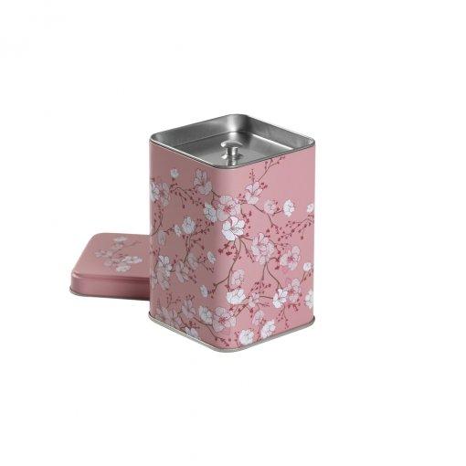 Lata Sakura para Armazenar Chás 100g - Tea Shop