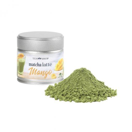 Matcha Shake Mango - Tea Shop