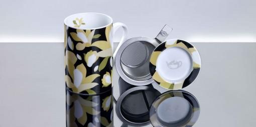 Mug Cylinder Orchid