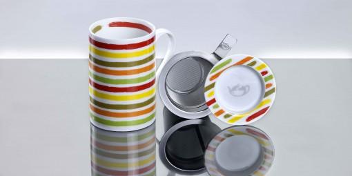 Mug Cylinder Rainbow