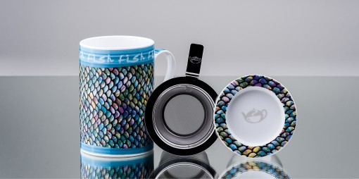 Mug Cylinder SkinFish