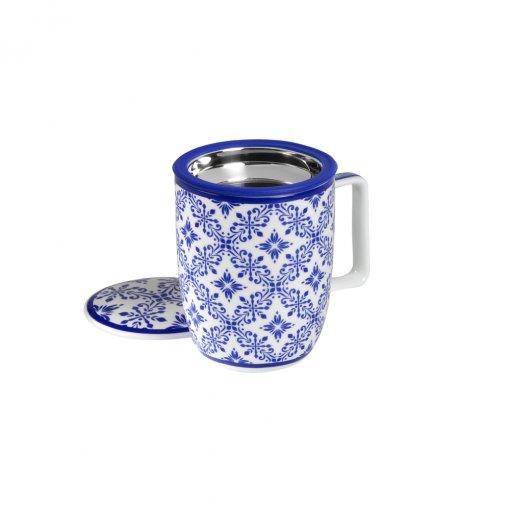 Mug Harmony Azulejo Português - Tea Shop
