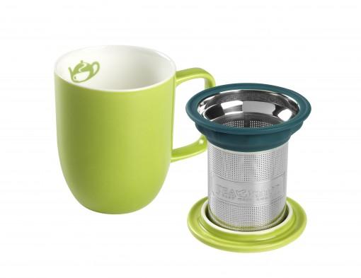 Caneca de Porcelana Mug Harmony Green