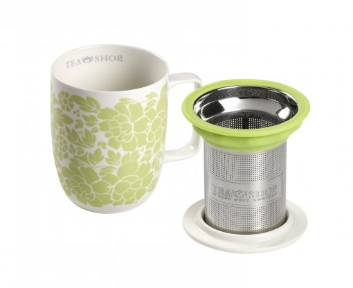 Mug Harmony Green Spring