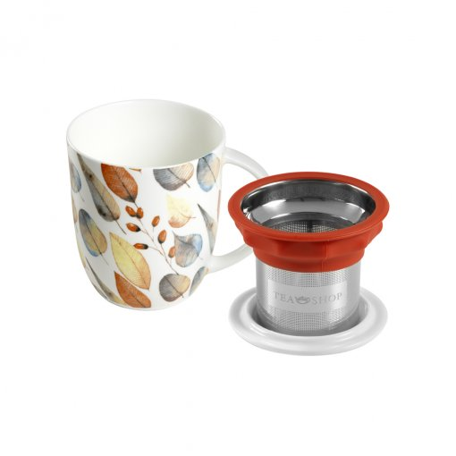Caneca de Porcelana Mug Kalpana Autumn - Tea Shop