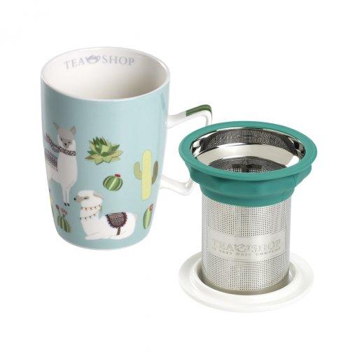 Mug Super Jumbo Llama - Tea Shop