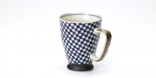 Mug Uki Ajisai Azul