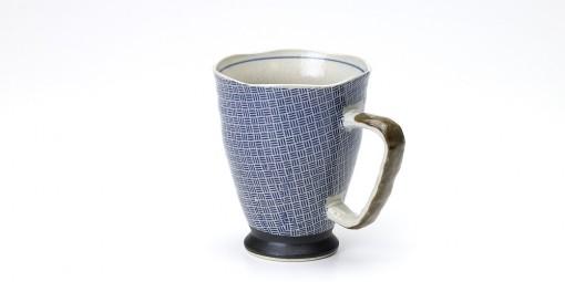 Mug Uki Kenzo Azul