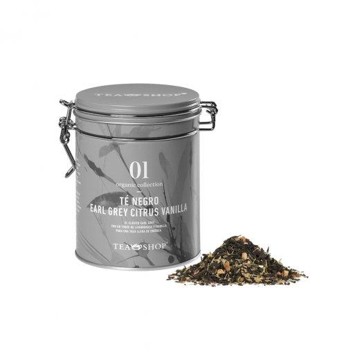Organic Collection 01 - Earl Grey Citrus Vanilla - Tea Shop