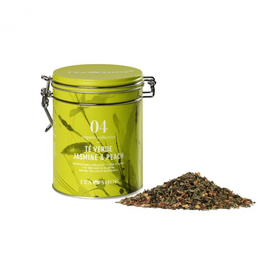 Organic Collection 04 - Chá Verde Jasmine & Peach Organic - Tea Shop