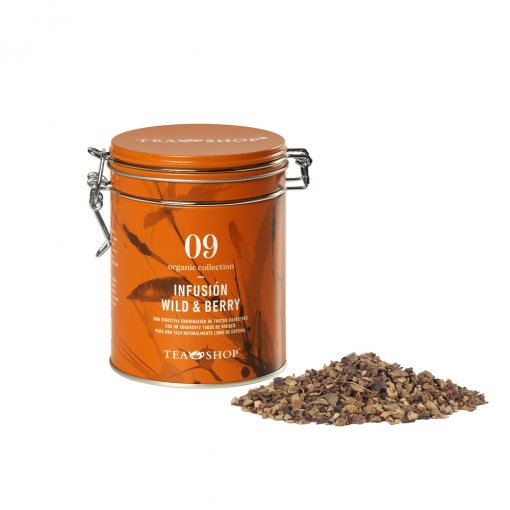 Organic Collection  09 - Infusão Wild & Berry Organic - Tea Shop