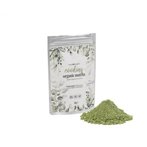 Organic Cooking Matcha - Tea Shop