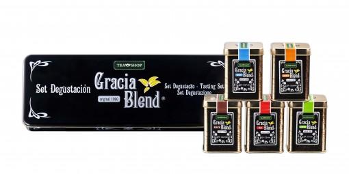 Set Degustação Gracia Blend ®