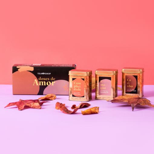 Set Doses de Amor - Tea Shop