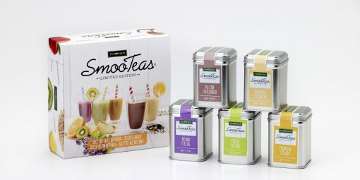 Set Limited Edition SmooTeas - Tea Shop