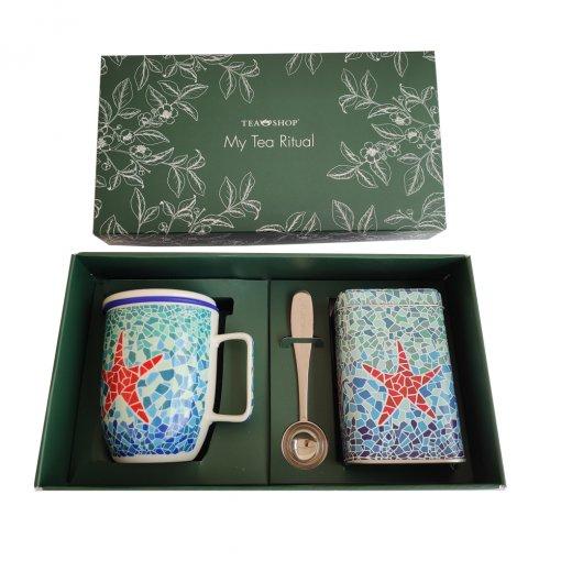 Set My Tea Ritual Estrela - Tea Shop