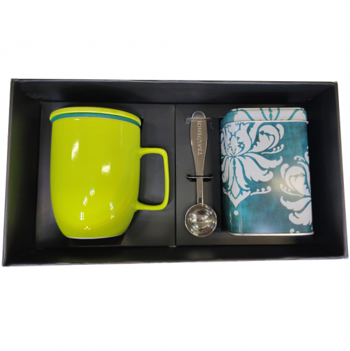 Set My Tea Ritual Green Golden Tree - Tea Shop