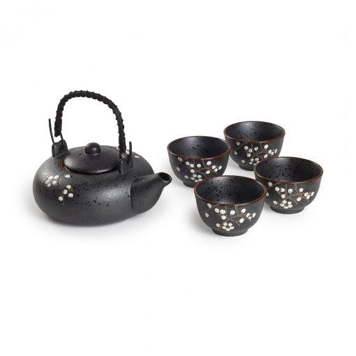 Set Sakura Black - Tea Shop