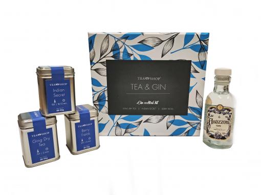 Set Tea & Gin (Edição Limitada) - Tea Shop