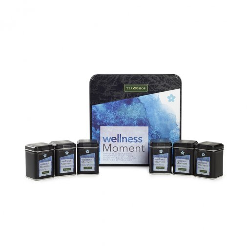 Set Tea Moments Wellness - Tea Shop