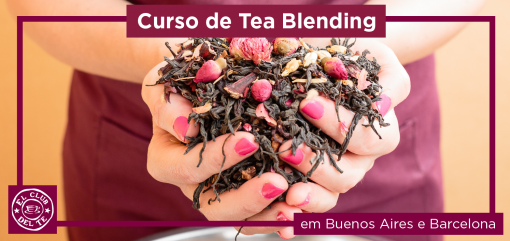 Tea Blending em Buenos Aires