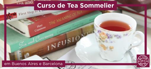Tea Sommelier em Buenos Aires