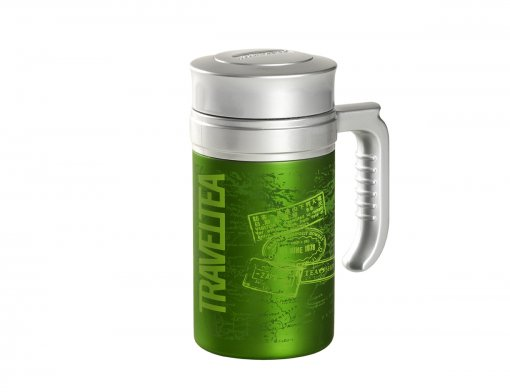 Travel Tea Passport Light Green